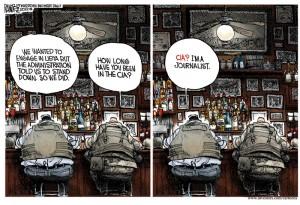 benghazi and media