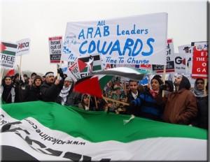 arab leaders cowards