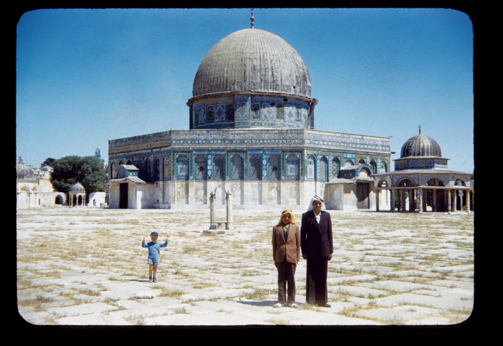 Dome_Of_The_Rock-1954